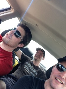 group-selfie-on-the-road-car-southern-africe